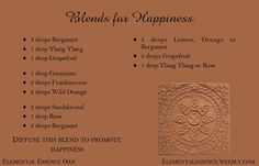 Inspire happiness with these joyful blends ~ http://www.sparknaturals.com/?affiliates=110 ;  Use coupon code REVIVE for an additional 10% discount at check out.
