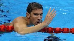 Olímpiada Rio - 2016. Na final da natação dos 200 m medley, o norte-americano…
