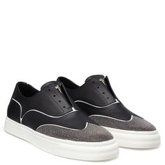 LORD - BLACK-GREY - Low Tops