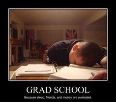 Funny Grad School Memes