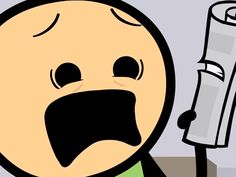 Video: The Book Report: A Cyanide & Happiness Animation