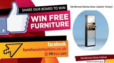 Win free furniture ! Pin and follow this board.