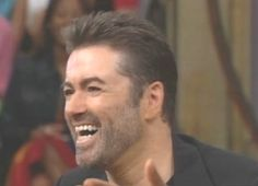 **George Micheal smile- Love George Michael's smile- George on Opera's show