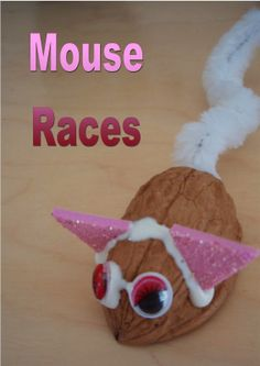 Mouse Races - for Mouse and the Motorcycle