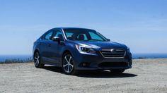 2015 Subaru Legacy Preview