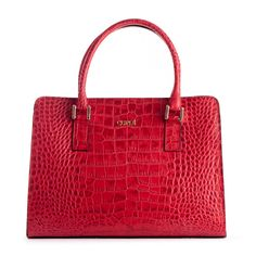 Leather Bag, Fall Winter, Kate Spade, Red, Bags, Collection, Fashion, Handbags, Moda