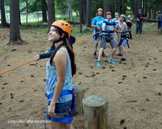 2014 Around Camp Session 1 - Long Lake Camp Adventures