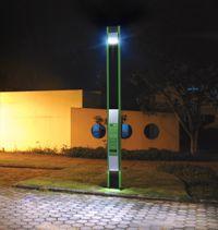 Revista Imóveis» A iluminação pública é verde