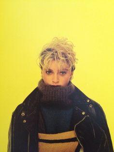 RARE PHOTO : 1983 MADONNA BY RICHARD CORMAN