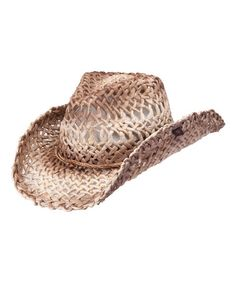 7677d3ddf21 Tea Stain Ford Cowboy Hat by Peter Grimm Hats