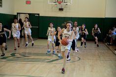 Mandell Girl's Basketball