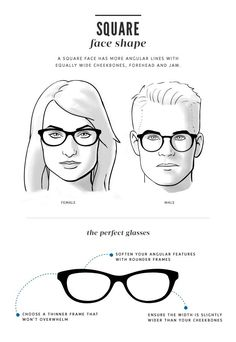 c803ac2c02 How To Find The Sunglasses Style That Suit Your Face Shape - You can simply  define