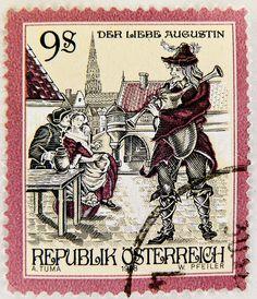 stamp Austria