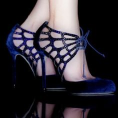 The Sergio Rossi Fall 2011 Creatures of the Night Collection