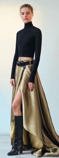 d05a8770ee2ab Ralph Lauren Polo Ralph Lauren, Spódnice, Moda Z Wybiegu, Moda Zimowa,  Długie