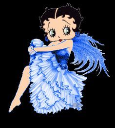 Betty Boop Pictures Archive: Angel Betty Boop animated gifs