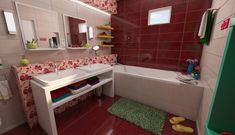 Alcove, Bathtub, Bathroom, House, Standing Bath, Washroom, Bath Tub, Bathrooms, Haus