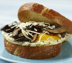 MyPanera Recipe: A Fried Egg Sandwich on Sourdough