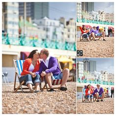 Milkshakes & graffiti in Brighton - Leela & Sam's colorful engagement shoot! | English Wedding Blog Supplier ShowcaseEnglish Wedding Blog Supplier Showcase