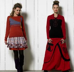 2 ţinute pentru o primăvară cochetă www.hainehippie.ro/56-haine?&p=4