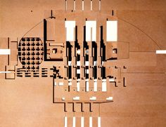 Bartlett Year 1 Architecture Diary: Morphosis Drawing Archive