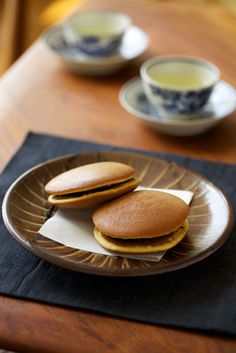 Red bean pancake (dorayaki), Japan - Doraemon's favorite food :D
