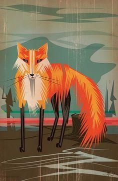 fox #InnerAnimal #SpiritHoods