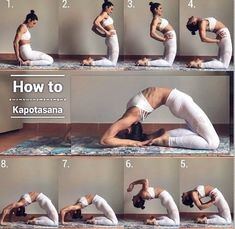 Liebe und Yoga Love and yoga Wie Kapotasana. - Liebe und Yoga Love and yoga Wie Kapotasana # Yoga Ziele Source by - Fitness Workouts, Yoga Fitness, Fitness Motivation, Physical Fitness, Fitness Goals, Fitness Men, Fitness Style, Fitness Humor, Fitness Logo