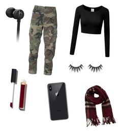 A fashion look from November 2017 featuring shirt top, camouflage cargo pants and cashmere shawls. Browse and shop related looks. Camouflage Cargo Pants, Cashmere Shawl, Beats, Burberry, Fashion Looks, Chanel, Polyvore, Shirts, Shopping