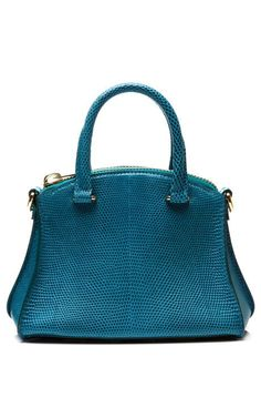Trevi Handbag In Surf by VBH for Preorder on Moda Operandi