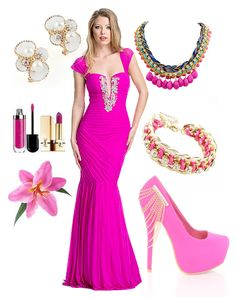 Will you wear this beautiful dress to the coming party?