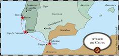 Crossing the Ocean Sea - Henry the Navigator