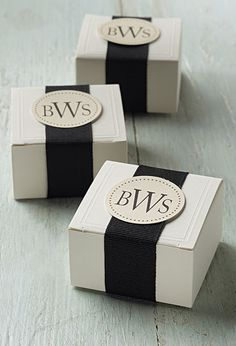 Personalized party boxes