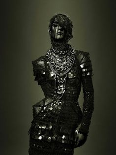I dont know why but i love this....its like chick armor lol