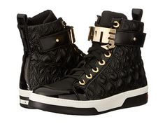 LOVE Moschino Love Hate High Tops
