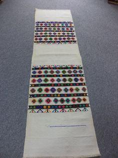 """Modern Bohemian Home Decor/ Vintage Handwoven Turkish Kilim Runner Rug Carpet 2,2"""" x 8,2""""feet Area Rug Kelim Runner , Kilim Rug Runner"""