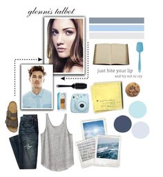 """""""Glennis Talbot //  Moodboard"""" by evil-laugh ❤ liked on Polyvore featuring art"""
