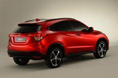 Honda HRV - Potential future care for 2017?