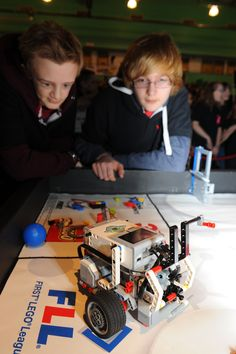 Could this be your students next year competing in the 2016 National Final of the FIRST LEGO League? Register your interest today! http://firstlegoleague.theiet.org/