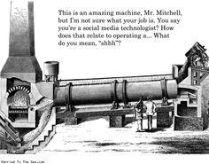 Social media technologist.