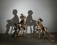 Shadow Sculptures - 05