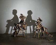 Shadow Sculptures - 05