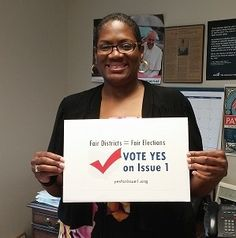 "Click to read Deidra Reese's Blog post ""Yes on Issue 1"" #YesIssue1"