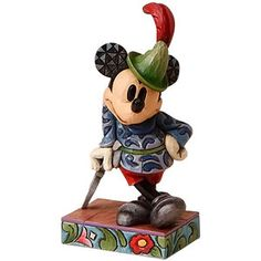 Jim Shore Disney MICKEY BRAVE LITTLE TAILOR
