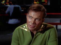 Star Trek Season 1 Episode 2 - Charlie X (15 Sep. 1966), Captain James T. Kirk (William Shatner)