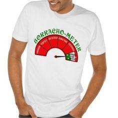 Cinco De Mayo Borracho - Meter, Drunk T-Shirt