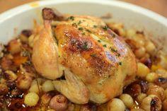 Whole Turkey Recipe – İdil Yazar – Recipes Turkish Chicken, Whole Turkey Recipes, Plat Simple, Salads, Pasta, Dishes, Cooking, Food, Youtube