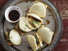 Andrea Nguyen's Spicy-Sweet Fried Tofu Buns (Serious Eats)