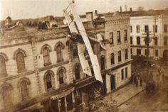 The  'most heavily photographed episode in the history of Oshawa' - Four Corners plane crash, April 22, 1918 - From the Oshawa Community Archives
