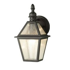 Polruan Outdoor Wall Lantern